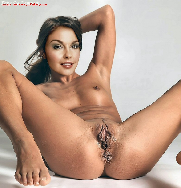 Naked Celebrity Girls: Ashley Jude