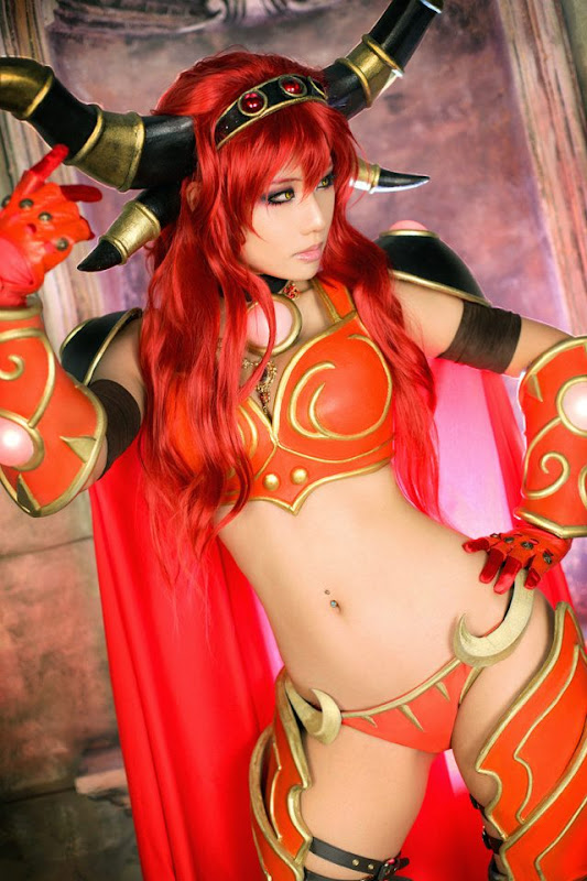 CosRain.Com TASHA's COSPLAY - World of Warcraft