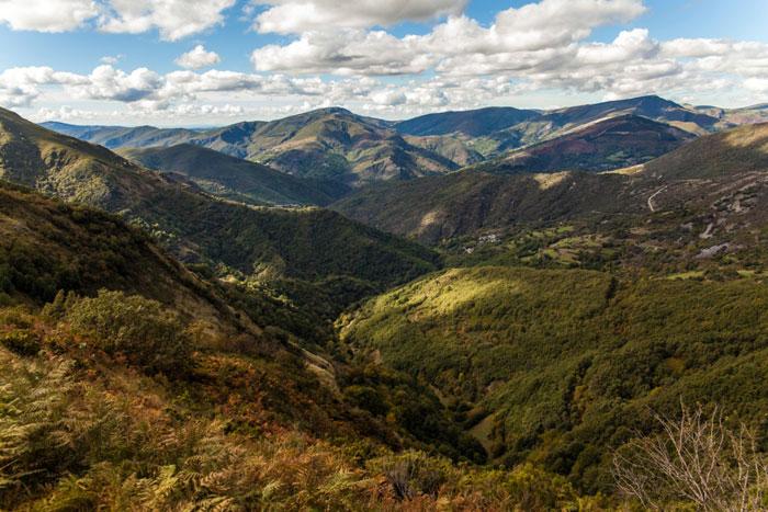 Serra do Xurés Paraisos Naturales de Galicia