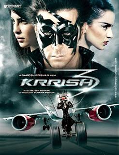 Krrish 3 (2013) Hindi Watch Full Movie Online TSRip