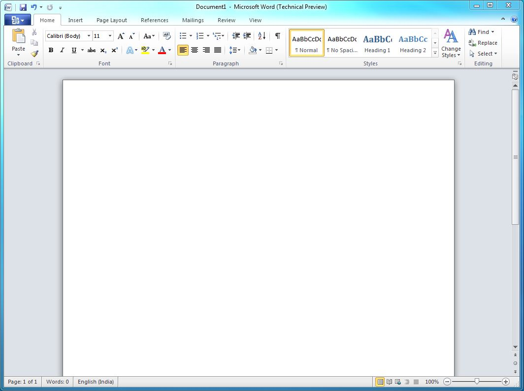 microsoft office word por daniela zalamea microsoft office esta es la pantalla inicial de word 2010