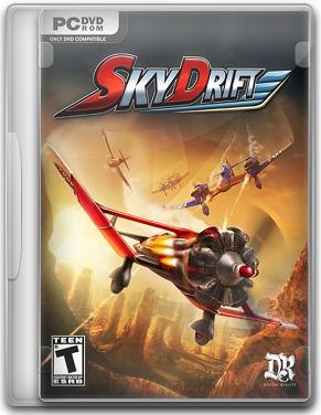 Capa SkyDrift   PC (Completo) 2011