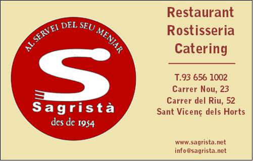 Restaurant Sagristà