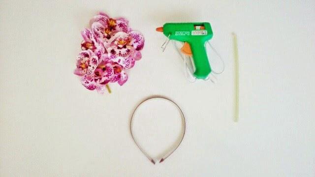 Como hacerte una corona de flores - DIY