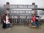 BEST!! Gunung Tangkuban Perahu, Bandung