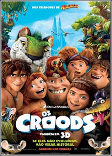 Baixar - Os Croods - AVI + RMVB Dublado e Legendado