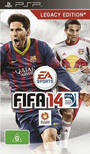 Fifa 2014 Psp