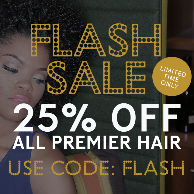 fab*glam*hair flash sale
