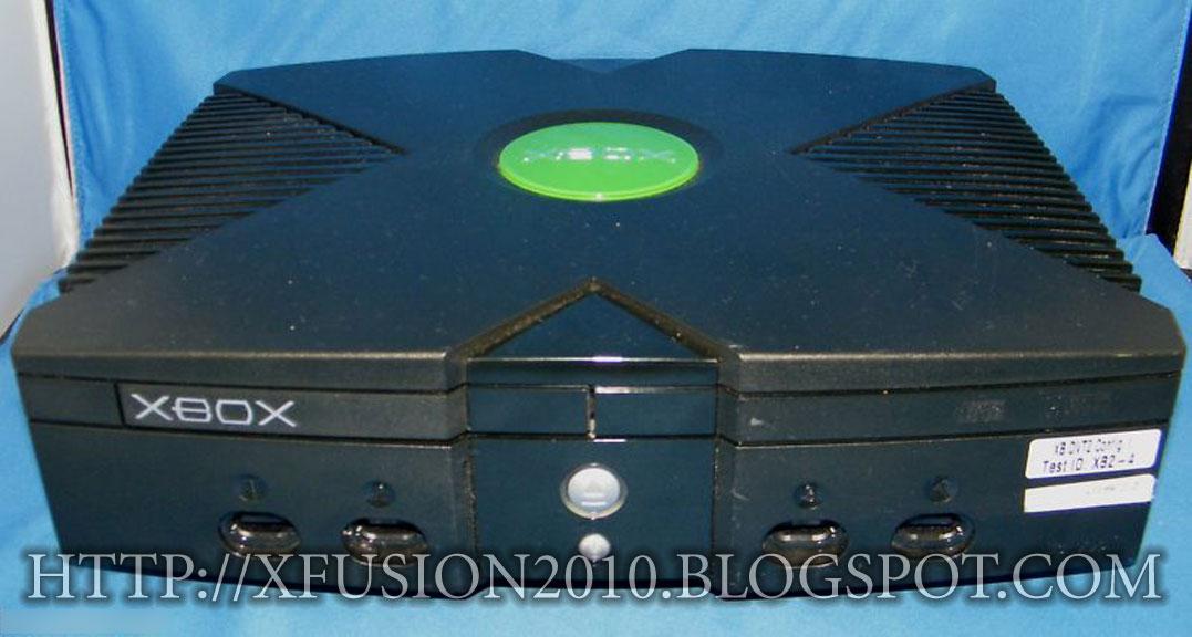 Original XBOX Prototype Console