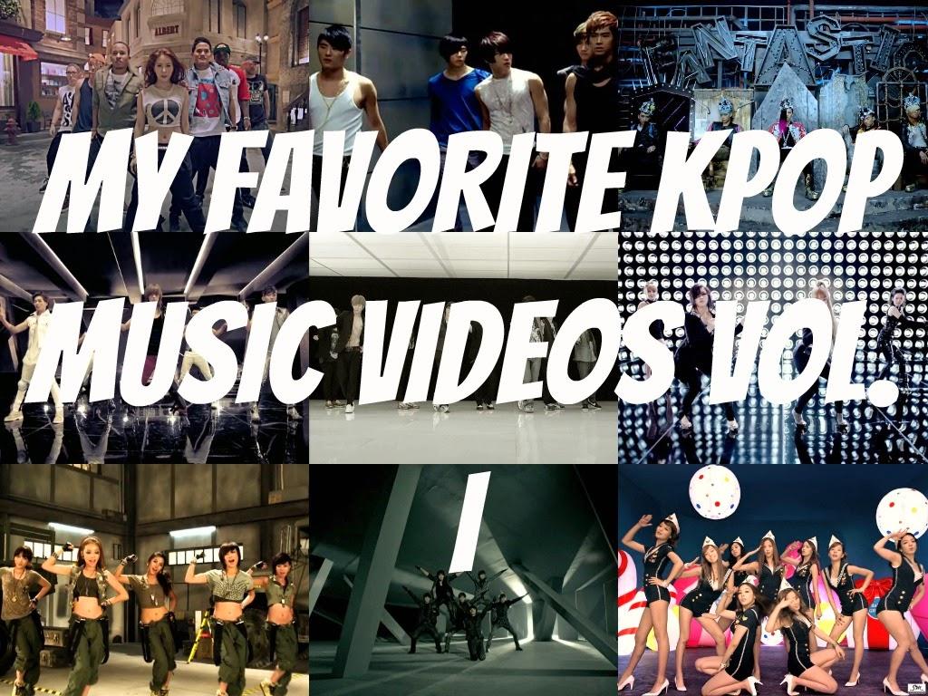 Kpop mvs favourite bits 3