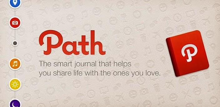 sosial media terbaru terpopuler path