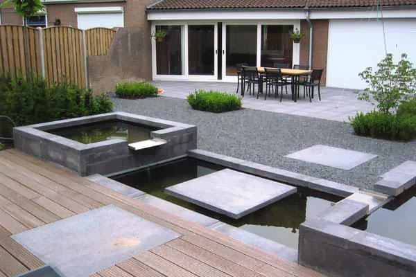 Jardim de stefania espelhos d 39 gua em jardins for Moderne vijvers foto s