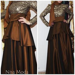 nisa moda 2014 tesett%C3%BCr Elbise modelleri47 nisamoda 2014, 2013 2014 sonbahar kış nisamoda tesettür elbise modelleri