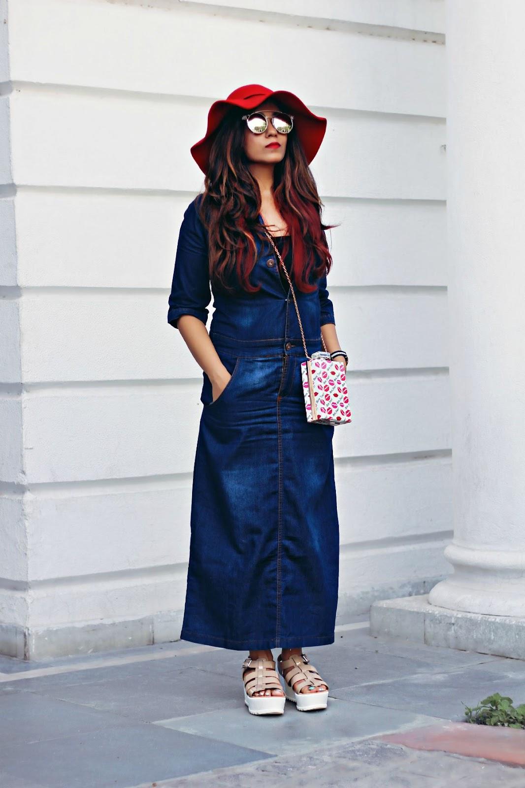 fashion week london, london street style