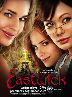 Eastwick-i boszorkák 1. évad online (2009)