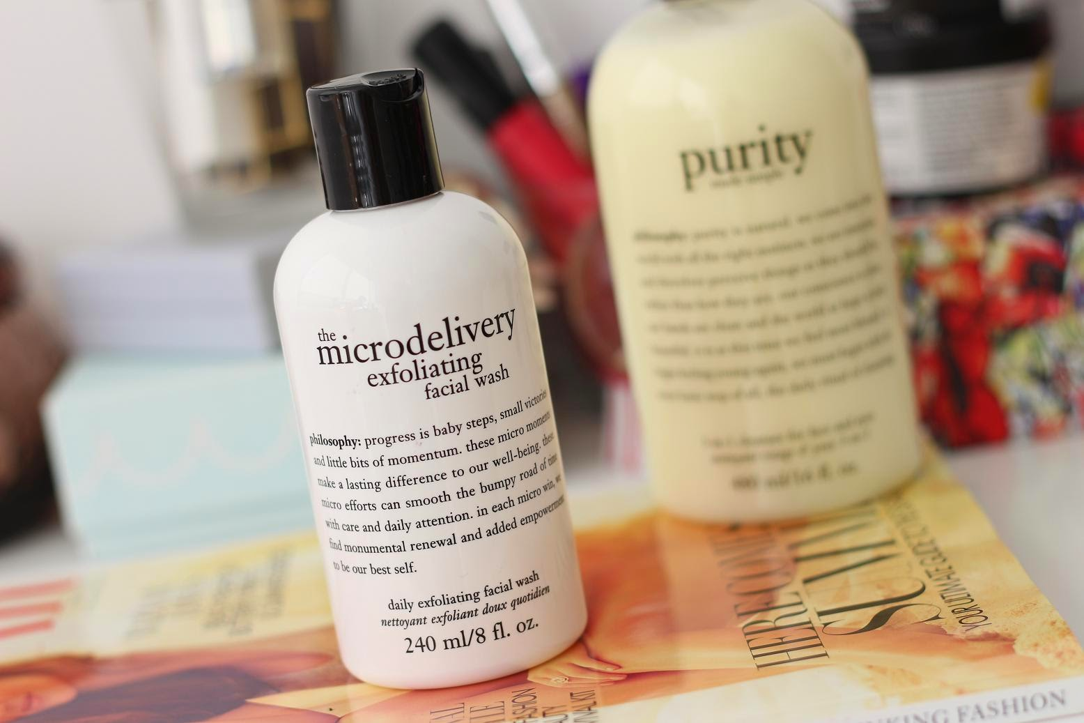 Philosophy Microdelivery Exfoliating Facial Wash