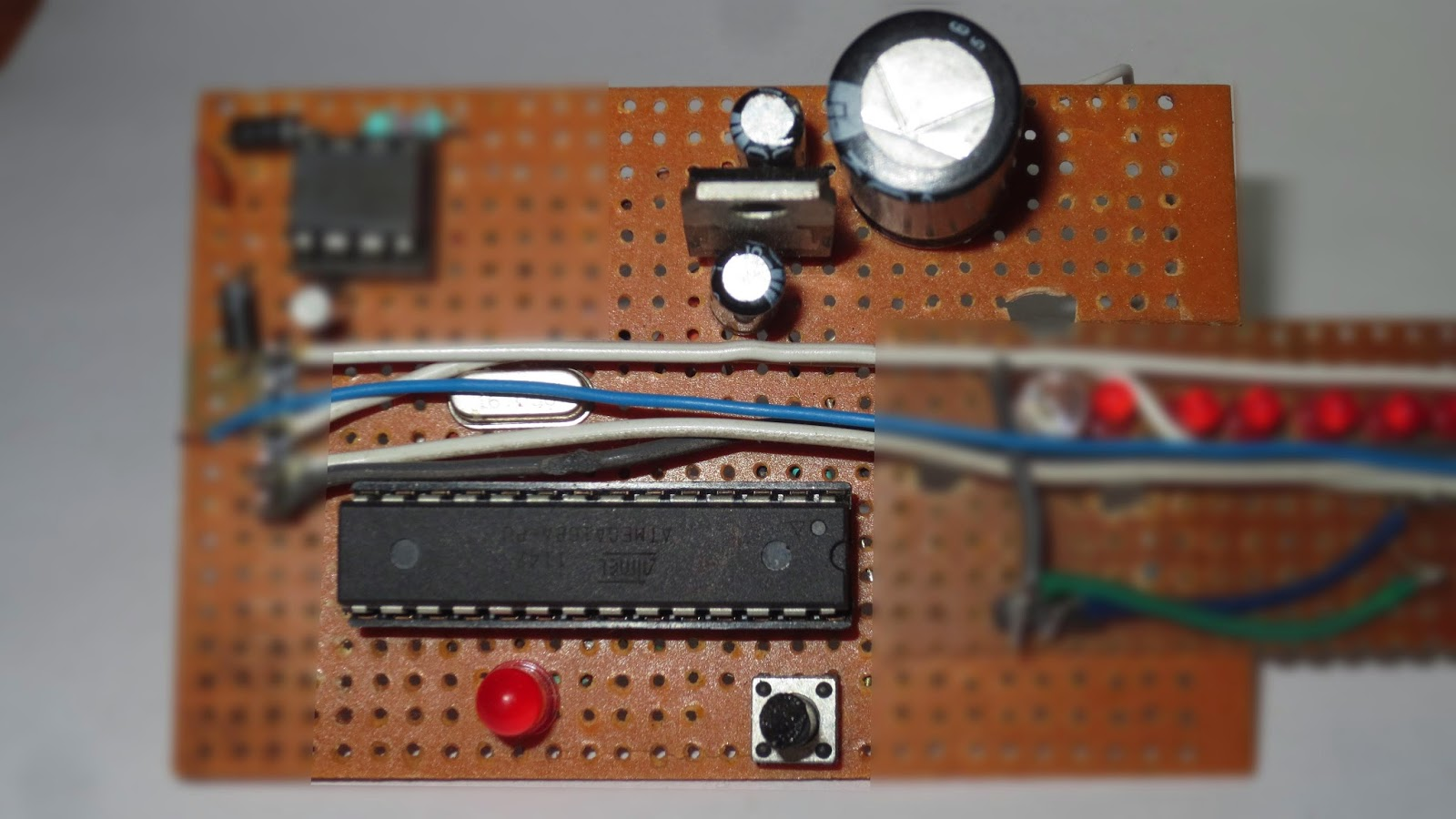 Add A Timer IC On The Circuit.