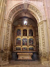 Retablo de la Catedral de Astorga