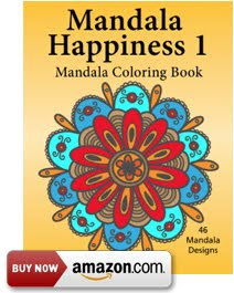 Mandala Happiness 1