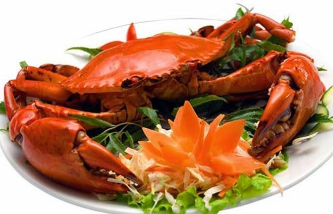 Những hải sản giúp quý ông có khí huyết sung mãn