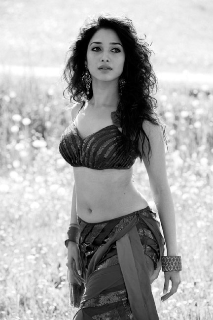 Gorgeous and winning Tamanna hot spicy pics collection