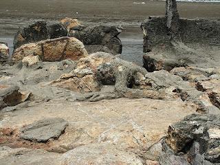Aia Manih Beach and Malin Kundang Stone