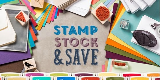 Stamp, Stock and Save!