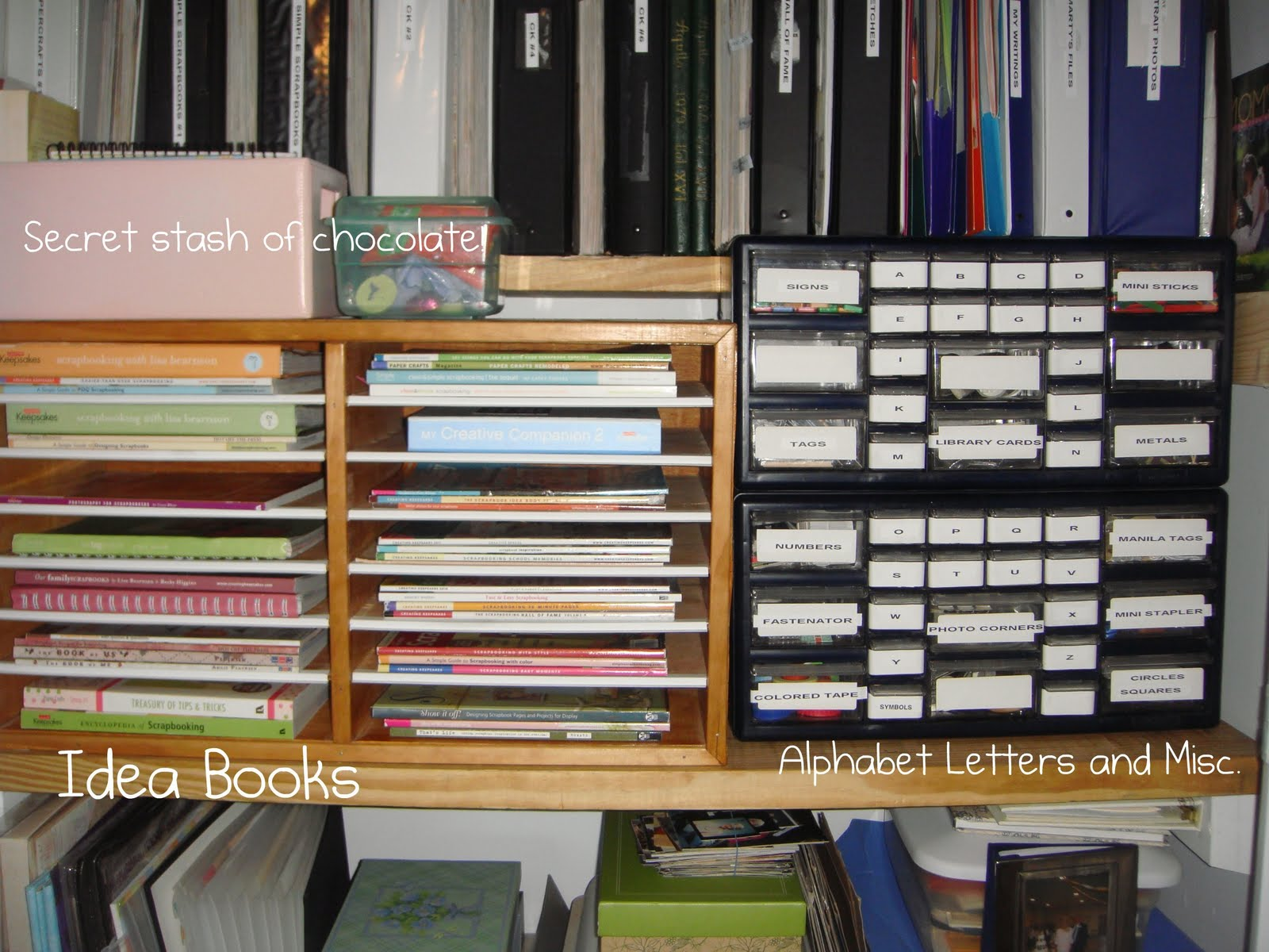 Scrapbook room ideas - Scrapbook Room Ideas 62