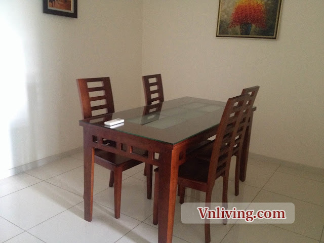 The Vista 2 Bedrooms For Rent With Balcony Fully Furnish