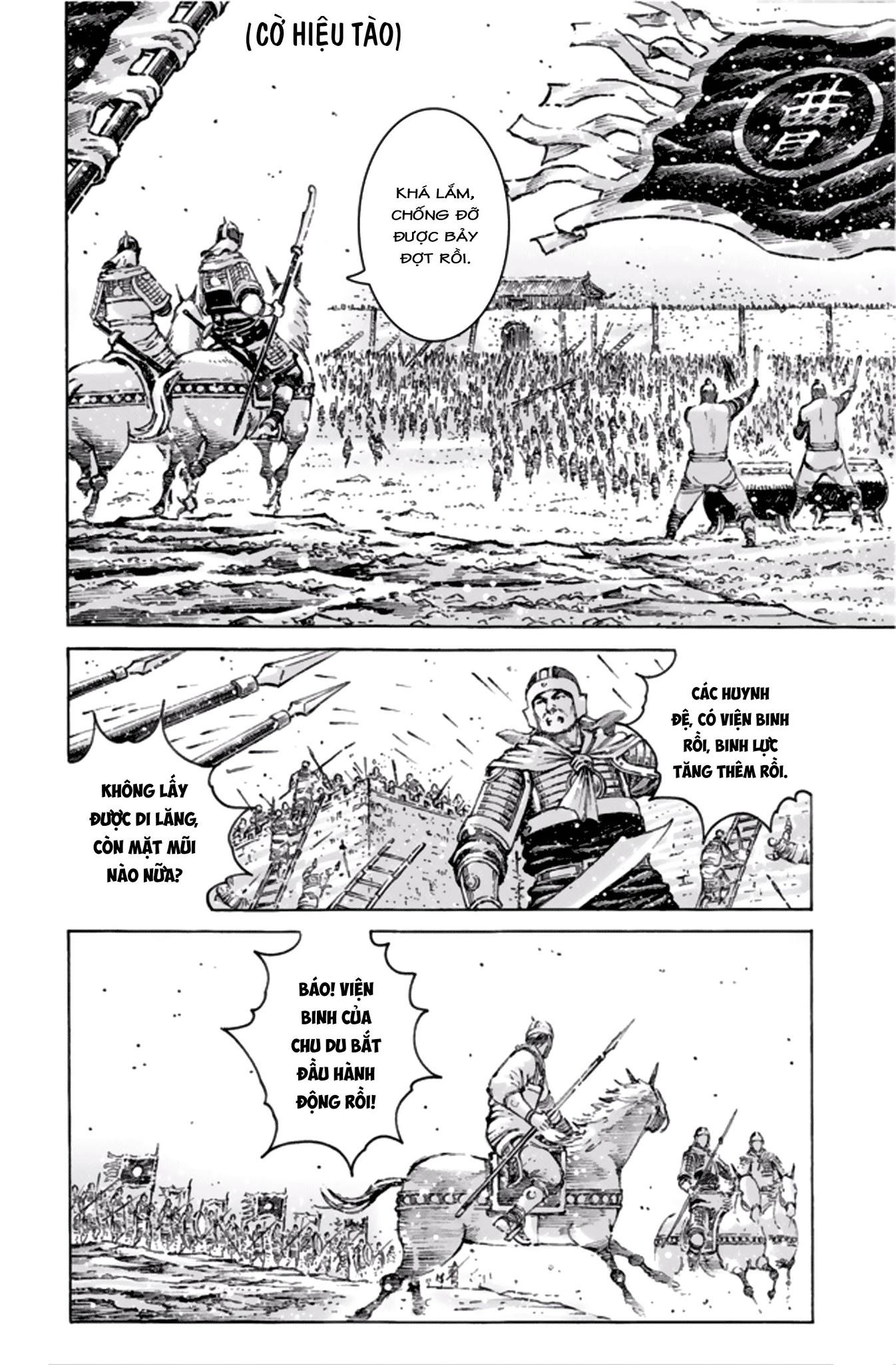 Hỏa Phụng Liêu Nguyên chap 487 Trang 10 - Mangak.info