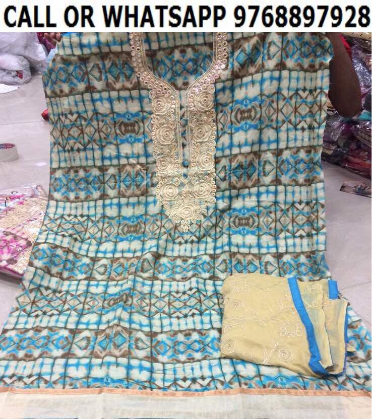 Rajasthani Gota Patti Work Suits र जस थ न और