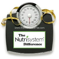 The NutriSystem Difference Scale with Measuring Tape