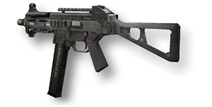 UMP45 - Modern Warfare 3 Weapons