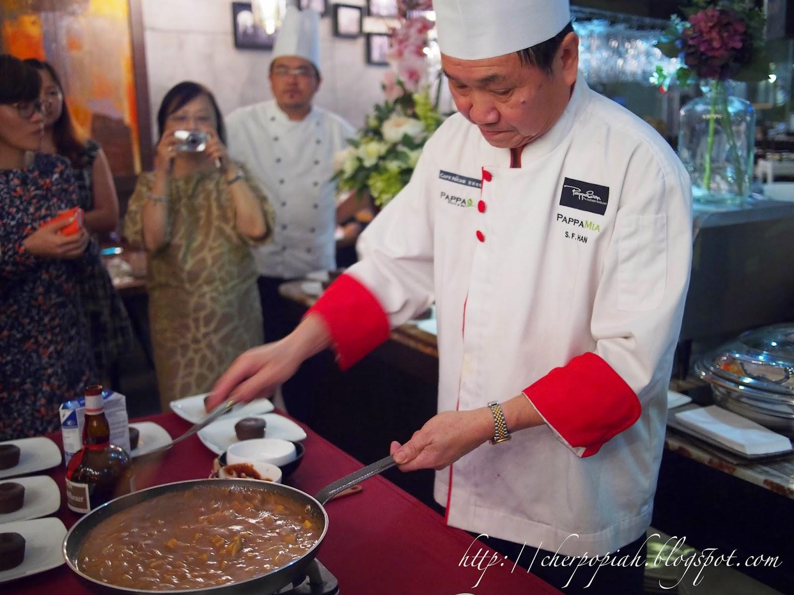 chef Han Seng Fong