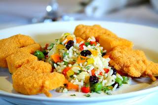 arroz, camarão, peixe, Páscoa, como fazer,