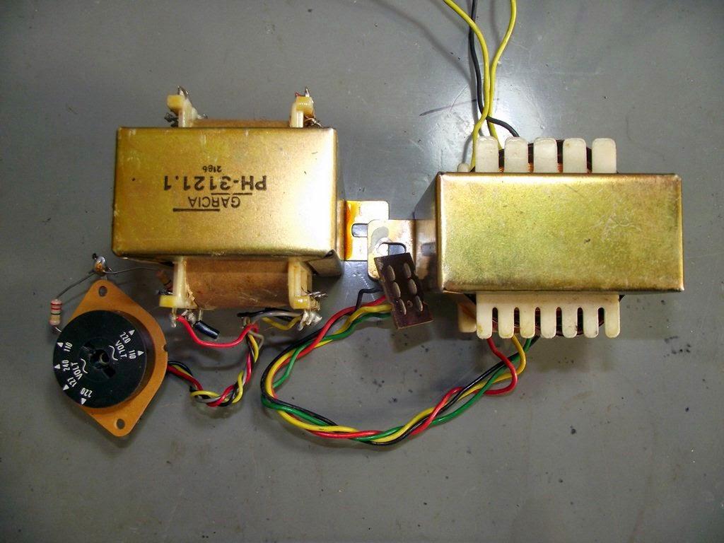 Transformadores com fio