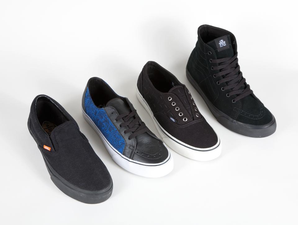 291391723e Metallica unveil signature Vans shoes
