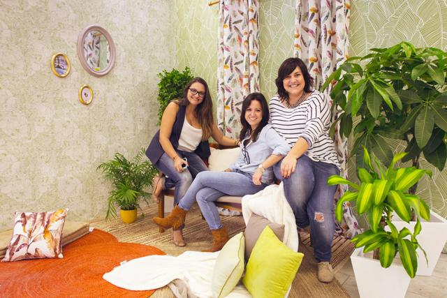3 bloggers, 2 espacios y Leroy Merlin