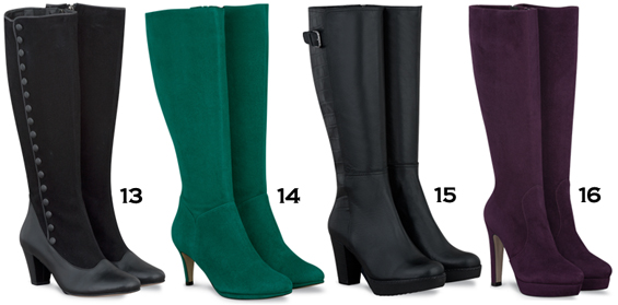 Plus Size Picks - Wide Calf & Wide Fit Boots for Winter | SUGAR ...