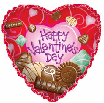 kartu ucapan selamat valentine