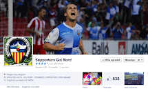Facebook Oficial Supporters Gol Nord