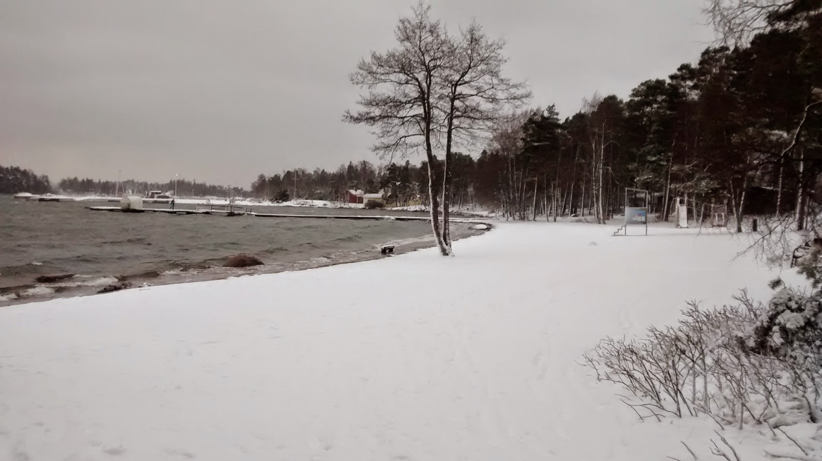 Neve no Natal