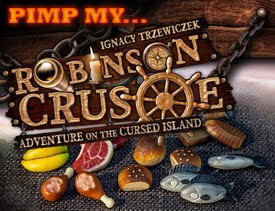 Pimp my Game ~ Robinson Crusoe: Adventures on the Cursed Island