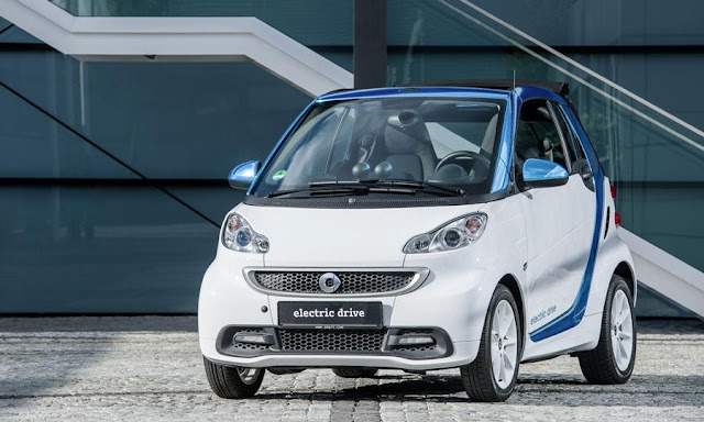2013 Concept smart fortwo edition iceshine