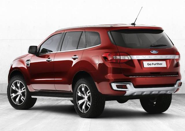 since ford has the one ford plan if this will be the new everest suv