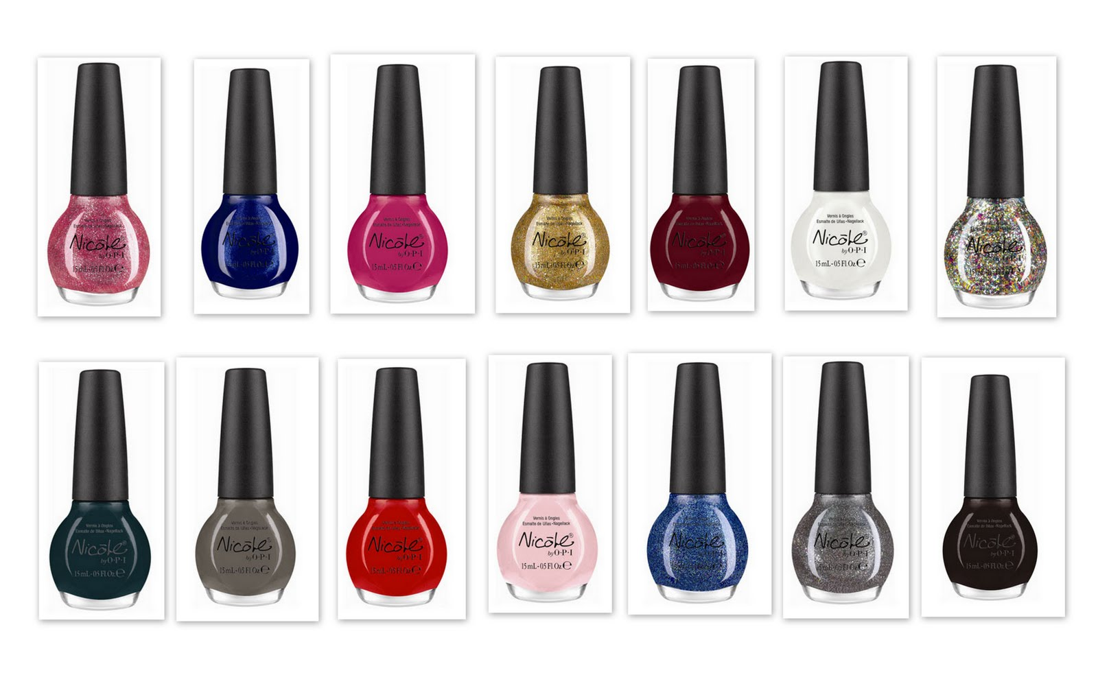The A List: Kardashian Nail Polish Kollection