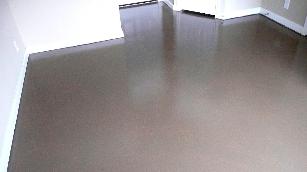 Concrete Sealer And Paint
