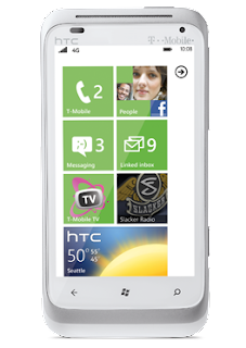 HTC Radar 4G White