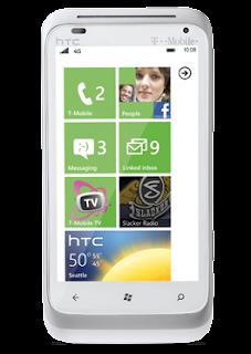 HTC Radar 4G White
