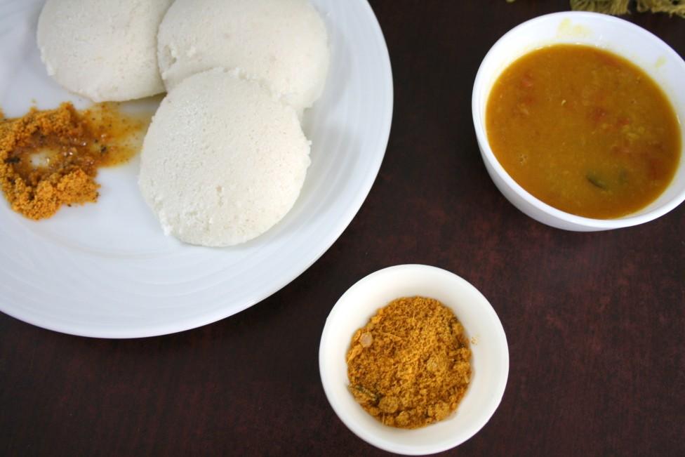 ... Pudi | Chutney Podi Recipe | Dry Chutney Podi ~ Side Dish for Idlis